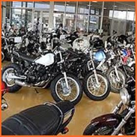 バイク閉店