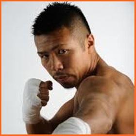 内山高志 ボクシング KO率