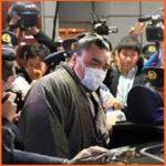貴ノ岩 病院 診断書
