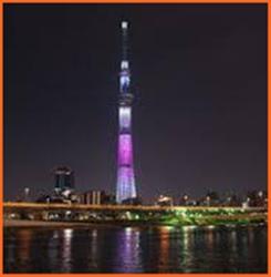 東京スカイツリー パワースポット