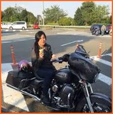 豊田真奈美 バイク 車種