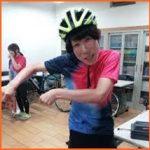 牧野ステテコ 自転車